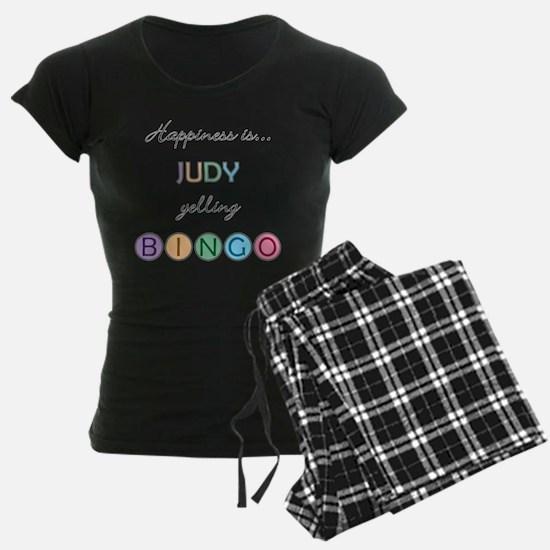 Judy BINGO Pajamas