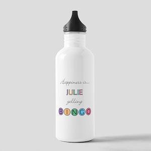 Julie BINGO Stainless Water Bottle 1.0L