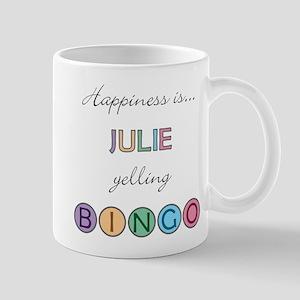 Julie BINGO Mug