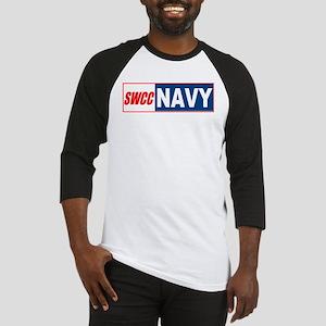 SWCC Navy Baseball Jersey