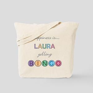 Laura BINGO Tote Bag