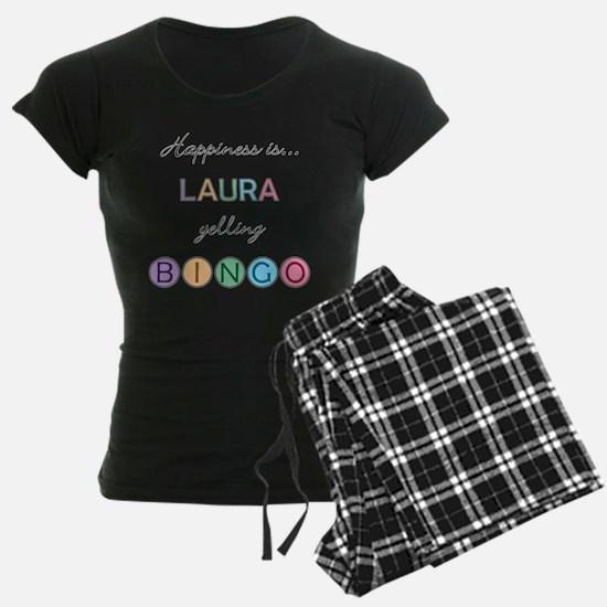 Laura BINGO Pajamas