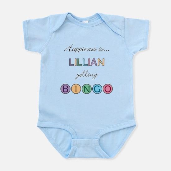 Lillian BINGO Infant Bodysuit