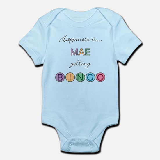 Mae BINGO Infant Bodysuit
