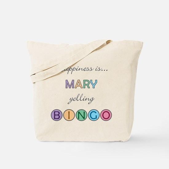 Mary BINGO Tote Bag