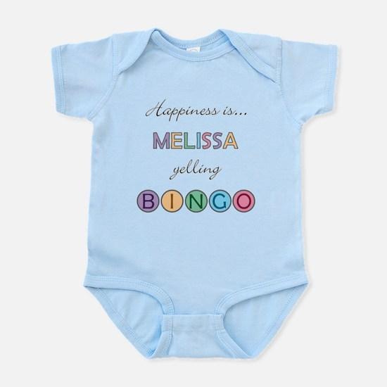 Melissa BINGO Infant Bodysuit