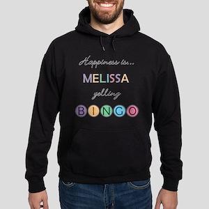 Melissa BINGO Hoodie (dark)