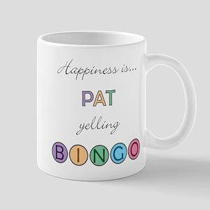 Pat BINGO Mug