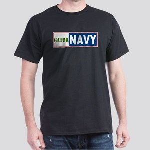 Gator Navy Black T-Shirt