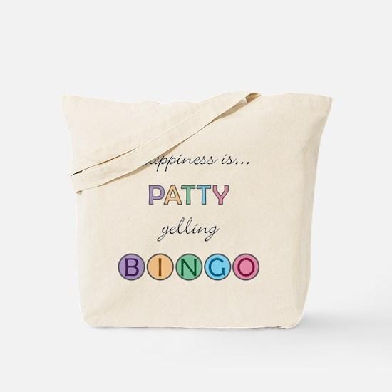 Patty BINGO Tote Bag