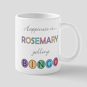 Rosemary BINGO Mug