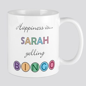 Sarah BINGO Mug