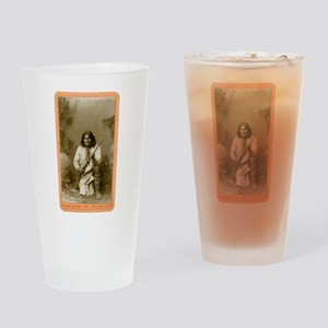 Geronimo - Apache Leader Drinking Glass