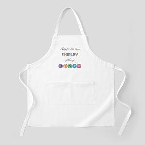 Shirley BINGO Apron