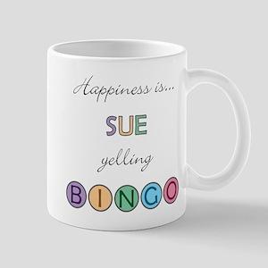 Sue BINGO Mug