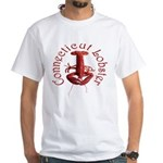 Connecticut Lobster White T-Shirt