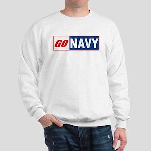 Go Navy Sweatshirt