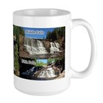 Goosberry Falls 4 Pict Large Mugs