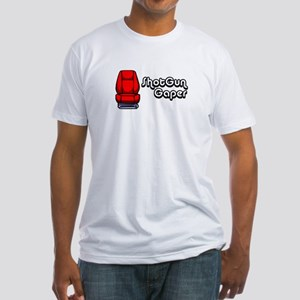 ShotGun Gaper Fitted T-Shirt