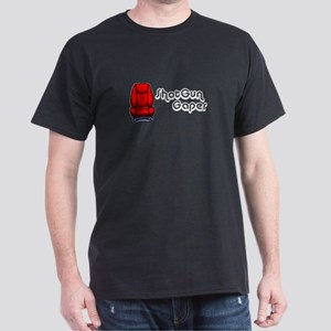 Shotgun Gaper Black T-Shirt