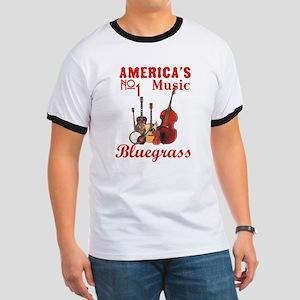 Bluegrass Music Ringer T