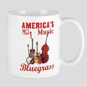Bluegrass Music Mug