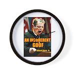 An Inconvenient Al Gore Wall Clock