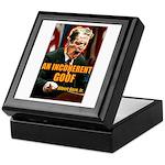 An Inconvenient Al Gore Keepsake Box