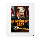 An Inconvenient Al Gore Mousepad