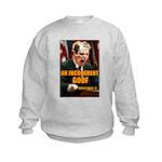 An Inconvenient Al Gore Kids Sweatshirt