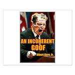 An Inconvenient Al Gore Small Poster