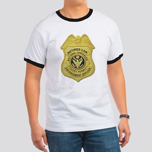 Retired Law Enforcement Ringer T