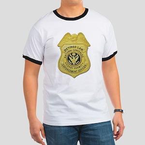 Retired Law Enforcement Ringer T