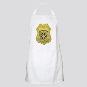 Retired Law Enforcement Apron