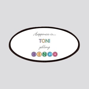 Toni BINGO Patch