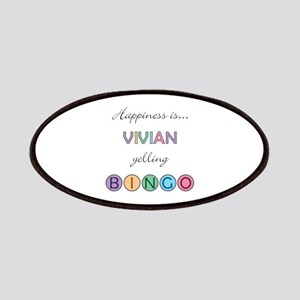 Vivian BINGO Patch