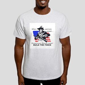 D8 mx1 Ash Grey T-Shirt