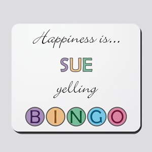 Sue BINGO Mousepad