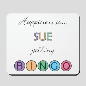 Sue BINGO Mousepad