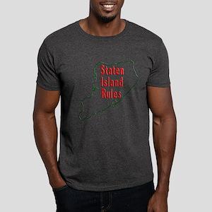 Staten Island Rules Dark T-Shirt