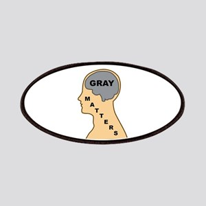 Gray Matters Patch