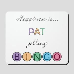 Pat BINGO Mousepad
