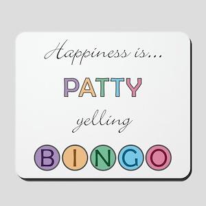 Patty BINGO Mousepad