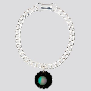 Uranus Charm Bracelet, One Charm