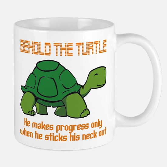 Behold the Turtle Mug
