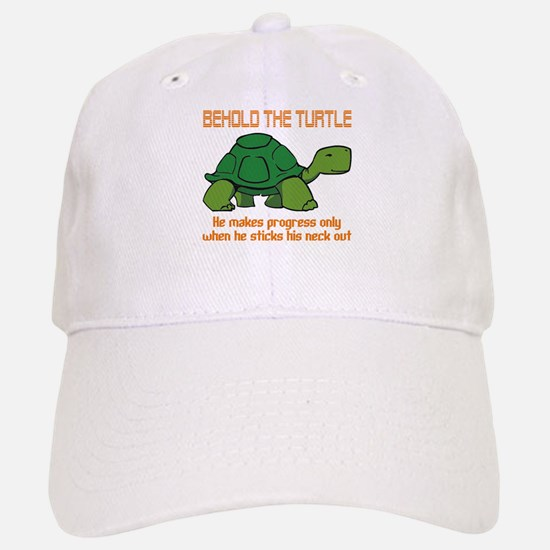Behold the Turtle Baseball Baseball Cap