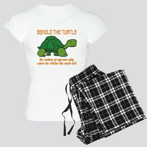Behold the Turtle Women's Light Pajamas