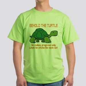 Behold the Turtle Green T-Shirt