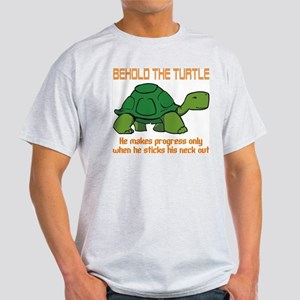 Behold the Turtle Light T-Shirt