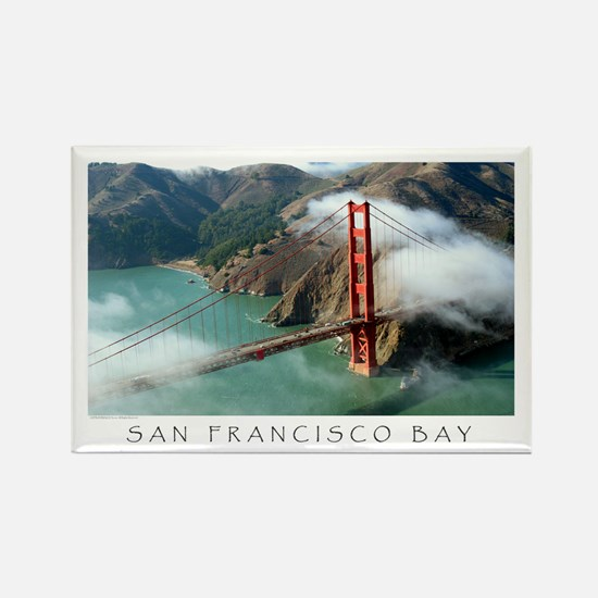 San Francisco Bay Gifts Rectangle Magnet (10 pack)